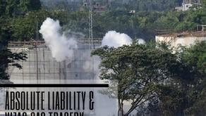Absolute Liability & Vizag Gas Tragedy