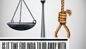 Is it time for India to do away with the death penalty?