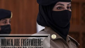 Women are Everywhere: Households to Military