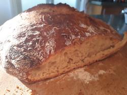 Homemade Duchy Bread