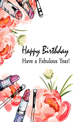 Have a fabulous year