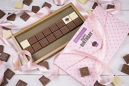 Chocolate telegrm