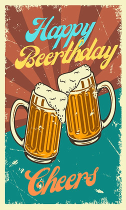 Happy Beerthday