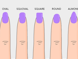 What Nail Shape fits your style.....