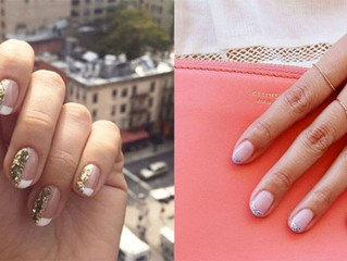 16 WAYS TO MAKE A FRENCH MANICURE COOL AGAIN An old classic gets a modern makeover.