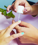 The Inspiring Reason This Woman Is Giving Away Free Manicures