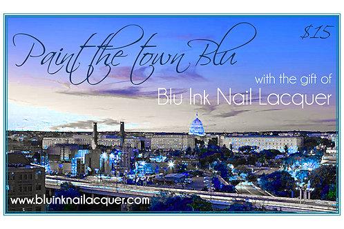 Blu Ink Gift Card