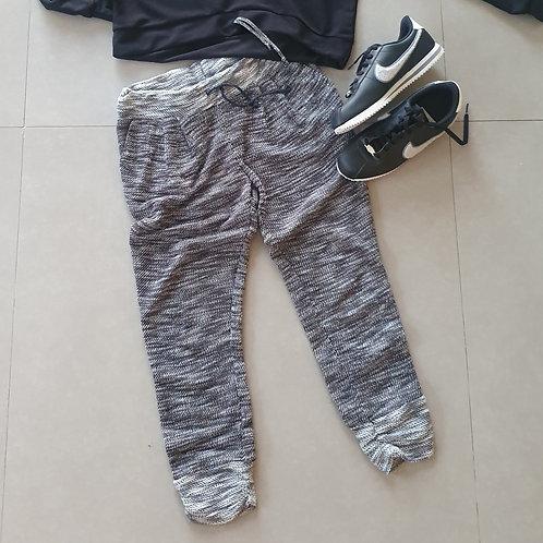 מכנס שרוול אפור S