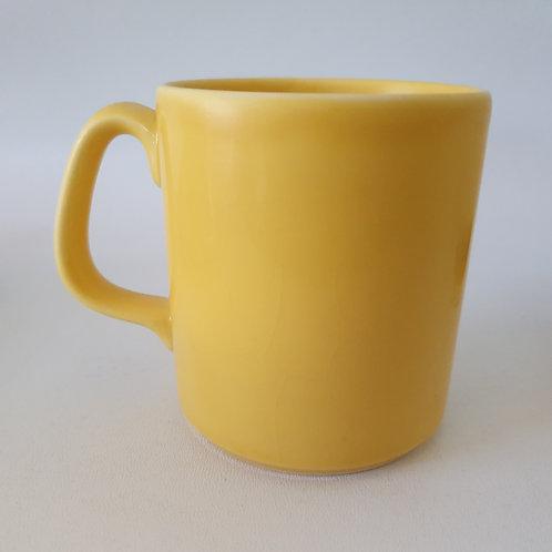 כוס צהובה לקפה של לפיד