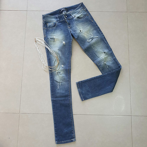 ג'ינס סטרצ מידה 0