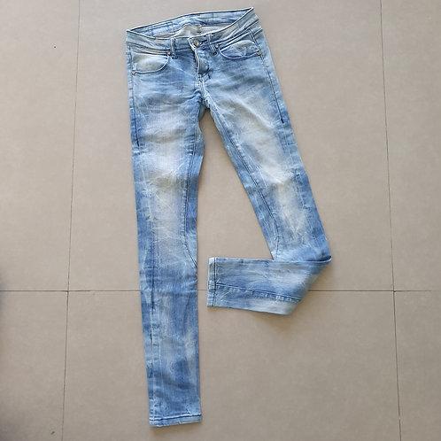 מכנס  ג'ינס סטרצ' 24