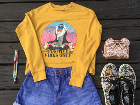 Summer Outfit Ideas: c.HAIR.i.TEE® style!