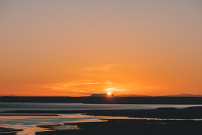 Western Isles sunrise