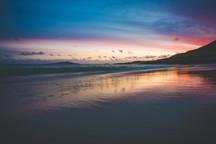 Harris sunset