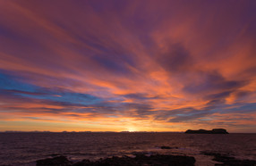 Bayble sunrise