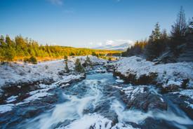 Aline waterfall