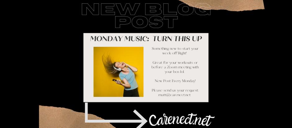 Monday Music: Turn This Up