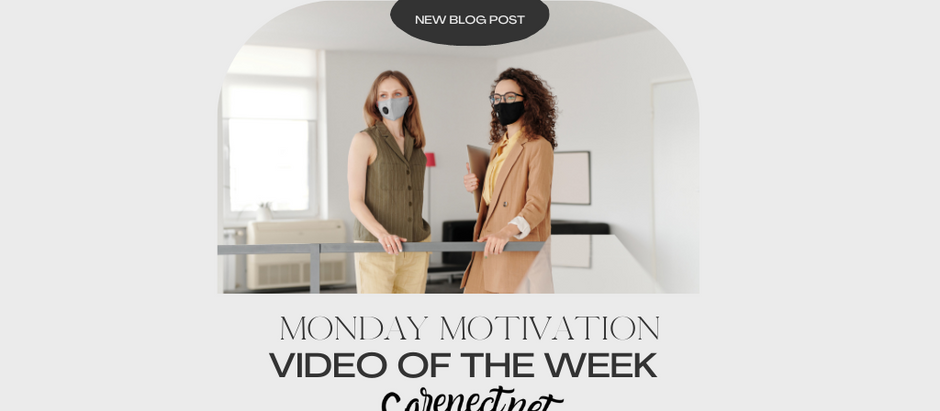 Monday Motivation: Video of the Week 2/22/2021