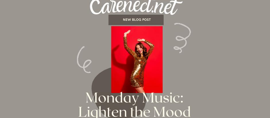 """Monday Music: """"Lighten The Mood"""""""