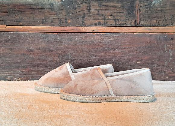 Espatoufles RECYCLE - beige