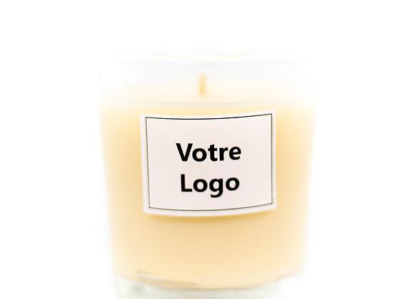 Bougie - Logo personnalisable