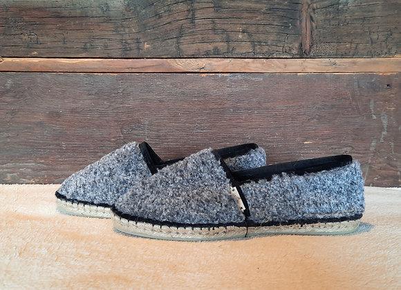 Espatoufles MOUTON gris