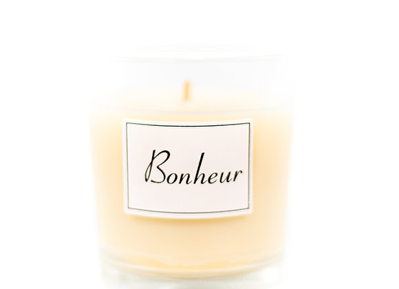 Bougie Bonheur