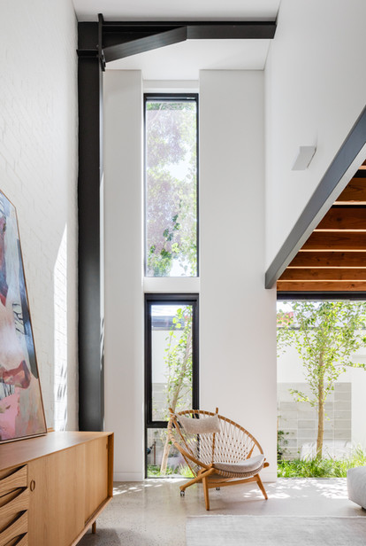 Photography: Katherine Lu Project: Durack Architects Graffiti House