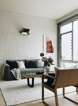 Bowerbird Interiors Annandale residence
