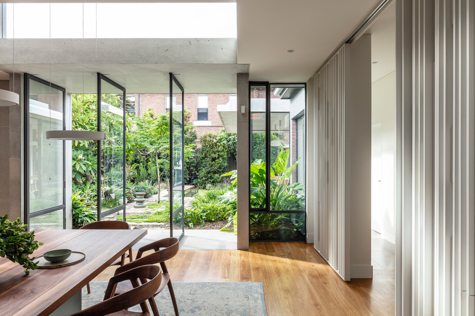 Photography: Tom Ferguson Project: Welsh and Major Architects Twinset House