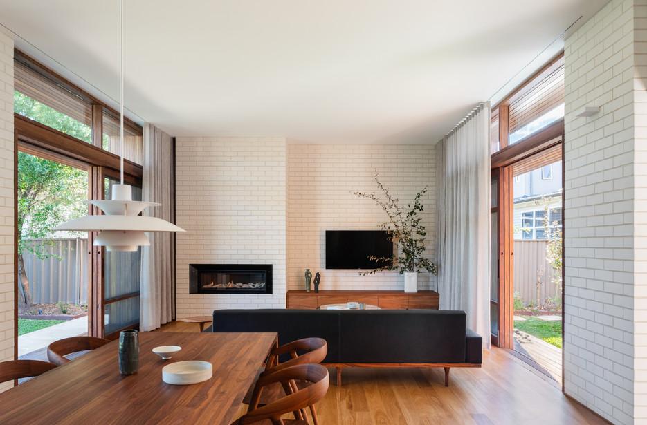 Photography: Katherine Lu Project: Alexandra Matyear Architect Croydon Residential