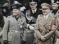 Hitler und Mussolini - Die Achse des Bösen (N24)