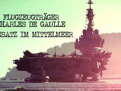 Flugzeugträger Charles de Gaulle - Einsatz im Mittelmeer (N24)