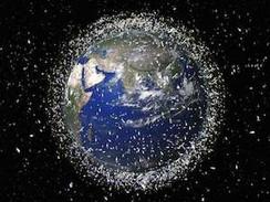 Weltraumschrott - Gefahr im Orbit (N24)