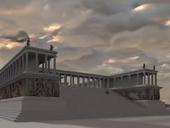 Pergamon in Gips (ARTE)