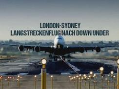 London-Sydney: Langstreckenflug nach Down Under (N24)