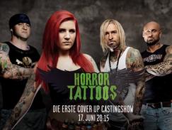 Horror Tattoos – Deutschland, wir retten deine Haut! (SIXX, 2015 / 2016 / 2018)