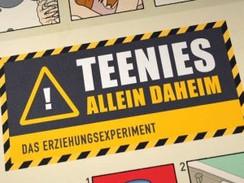 Teenies allein Daheim – Das Erziehungsexperiment (Kabel 1)