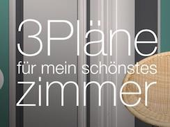 3 Pläne für mein schönstes Zimmer (ZDF)