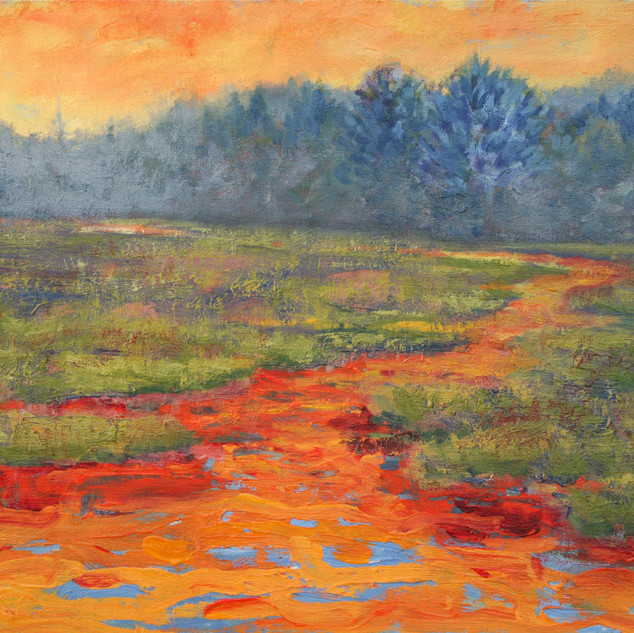 Smith,Leigh_Broiling Waters, Oil on canv