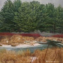 Pines at Potic Creek_48%22 x 60%22_oil.j