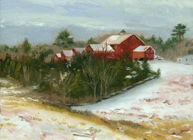 Hillshire's Barns