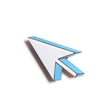 Cursor Badge Magnet 1