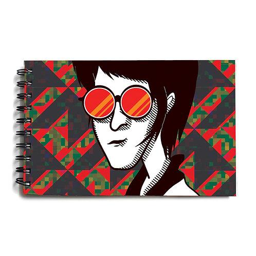 Urban BoyHardbound Sketchbook 12
