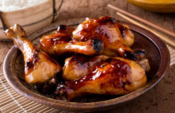Barbecue Chicken Marinade