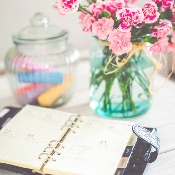 4 Organization & Planning Tips for Busy Moms