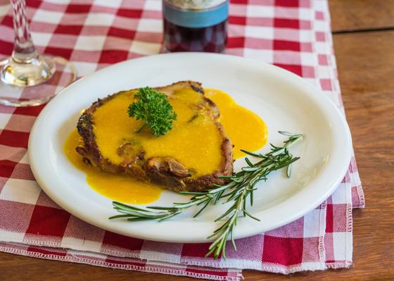 Honey Boneless Pork Chops
