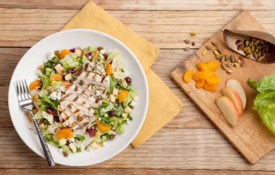 Healthy Avocado Chicken Salad