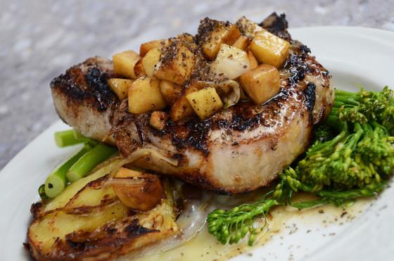 Sheet Pan Roast Pork Tenderloin with Potatoes