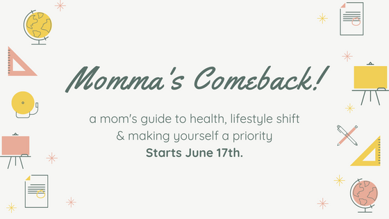 A Mom's Guide To Making Herself a Priority